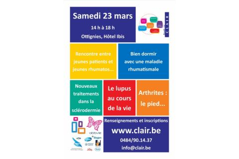 Clair Day Poster